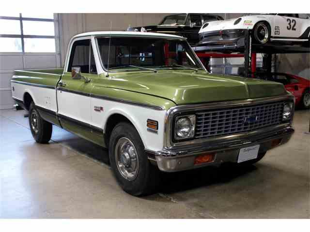 Picture of '72 C10 located in San Carlos California - $14,995.00 - NLQF