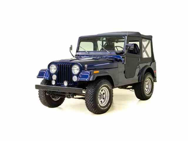 Picture of Classic 1972 CJ - $13,995.00 - NLQK