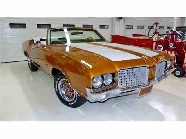 Picture of Classic 1972 Oldsmobile Cutlass located in Ohio - $34,995.00 - NLQN