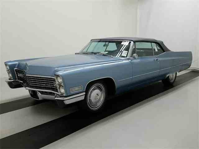Picture of Classic '67 Cadillac DeVille located in New York - $34,995.00 - NLQR
