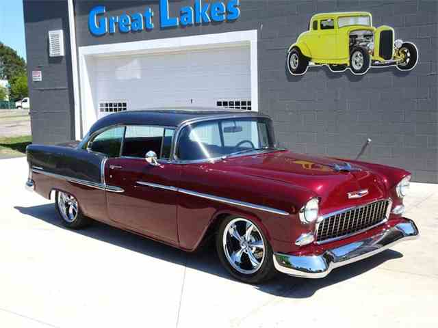 Picture of 1955 Bel Air - NLQT