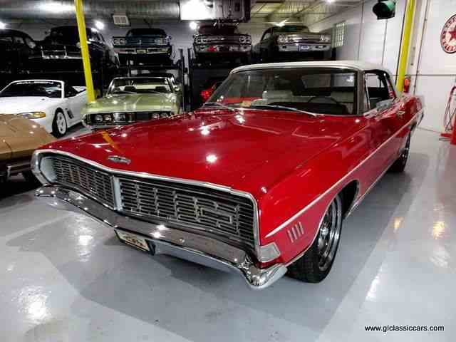 Picture of '68 Galaxie 500 - NLQY