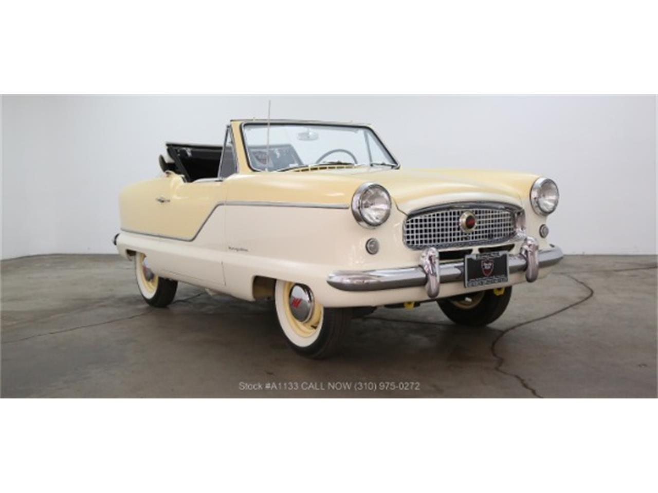 1962 nash metropolitan for sale classiccars cc 1101294 Value of Nash Metropolitan large picture of 62 metropolitan nlri