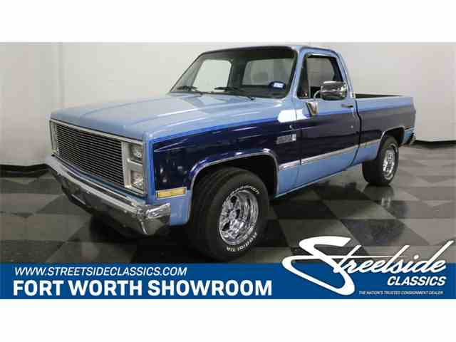 Picture of 1987 Sierra located in Ft Worth Texas Offered by  - NLRK