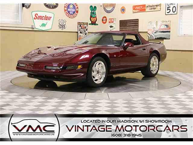 Picture of '93 Corvette - NLRS