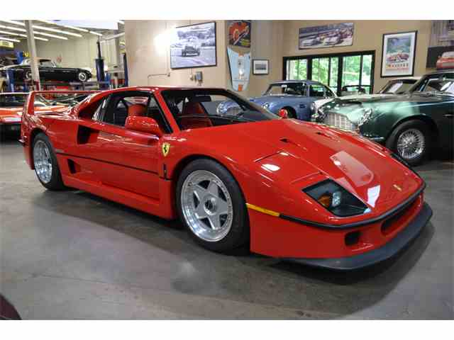 Picture of '91 F40 - NLSG