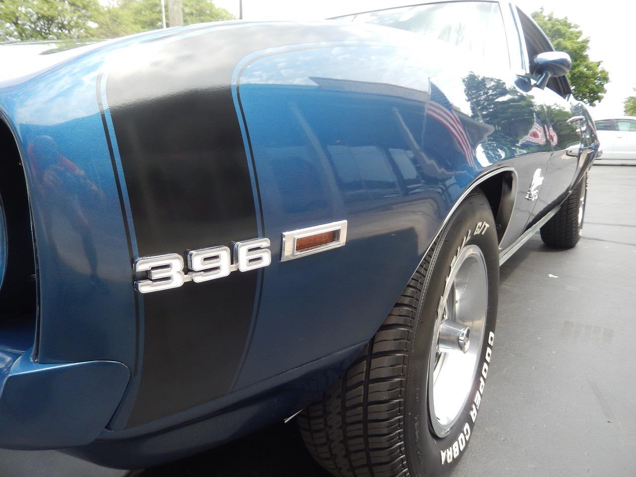 1969 Chevrolet Camaro Ss For Sale Classiccars Com Cc 1101331