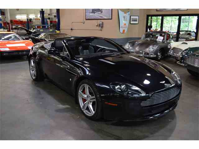 Picture of 2009 Aston Martin V8 Vantage Roadster located in New York - $67,500.00 Offered by  - NLSK