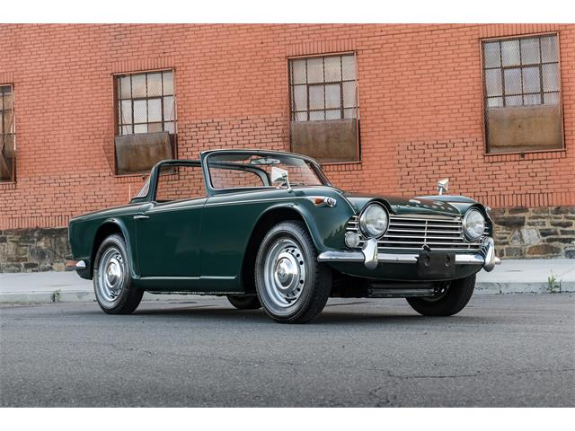 Picture of Classic 1967 TR4 - $24,000.00 Offered by  - NLSQ