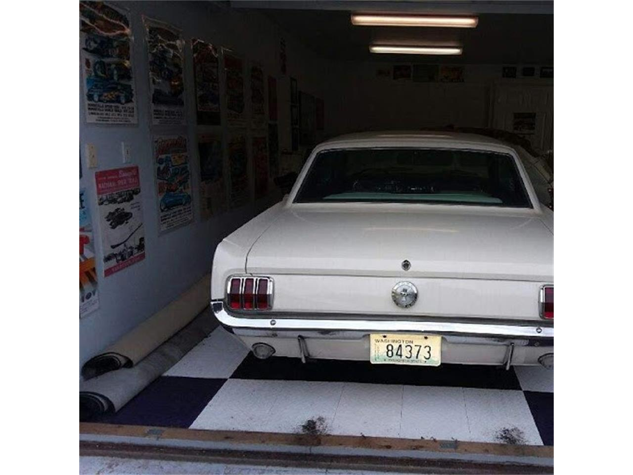 Large Picture of '66 Mustang - NLSX