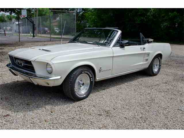 Picture of '67 Ford Mustang - NLSY