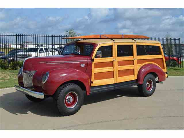 Picture of 1939 Ford Super Deluxe - $79,500.00 Offered by  - NLT0