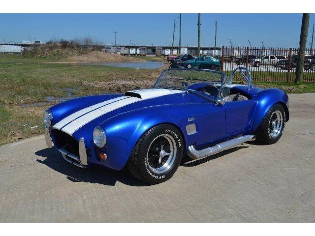 Picture of Classic '67 Ford Cobra - $59,500.00 Offered by  - NLT1