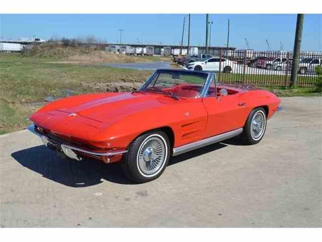 Picture of '64 Corvette - NLTD