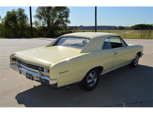 Picture of 1966 Chevrolet Chevelle SS located in Texas - NLTI