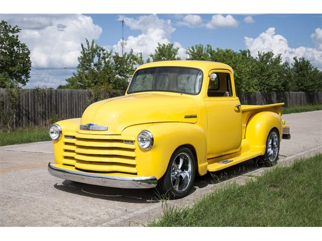 Picture of 1952 Chevrolet 5-Window Pickup located in Houston Texas - $38,500.00 Offered by  - NLTM