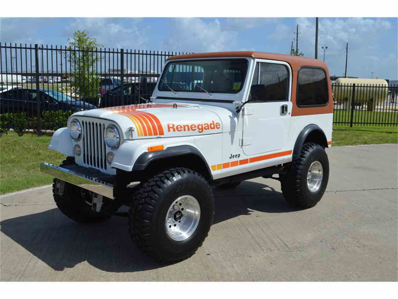 1981 Jeep CJ7 for Sale | ClicCars.com | CC-1101372