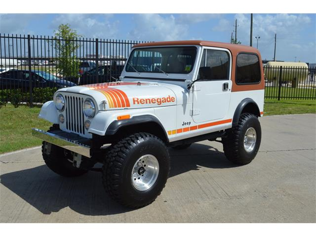 Picture of 1981 Jeep CJ7 - $34,500.00 Offered by  - NLTO
