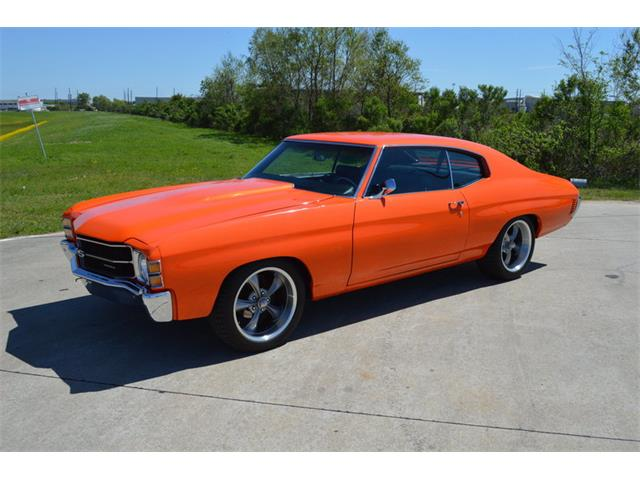 Picture of Classic 1971 Chevelle located in Texas Offered by  - NLTS