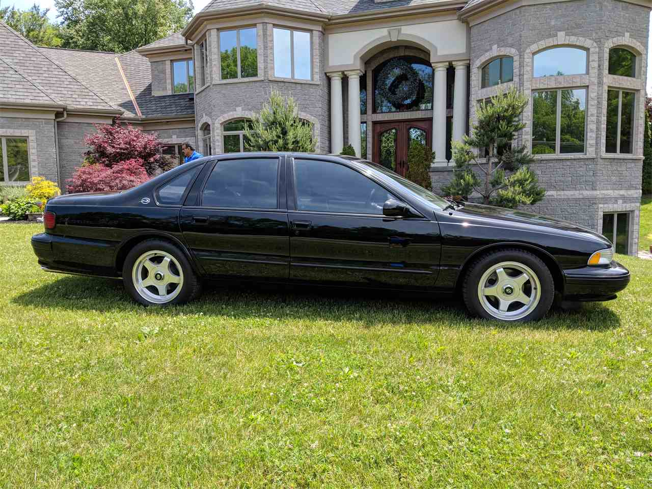 Large Picture of '96 Impala SS - NLTY