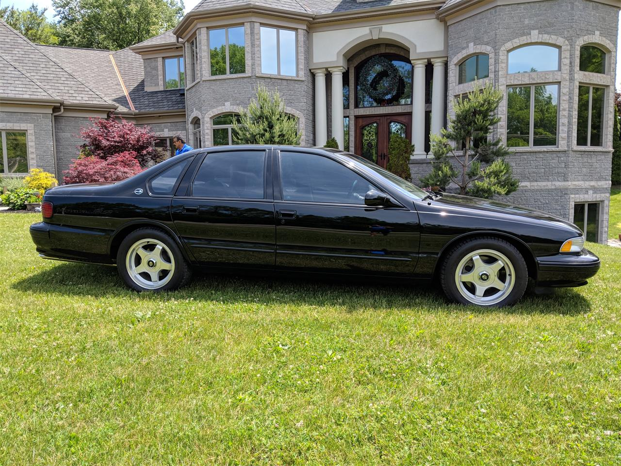 Large Picture of 1996 Chevrolet Impala SS located in New York - NLTY