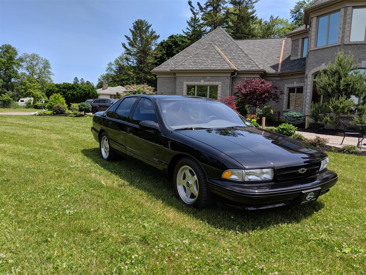 Large Picture of 1996 Impala SS located in New York - $20,000.00 - NLTY