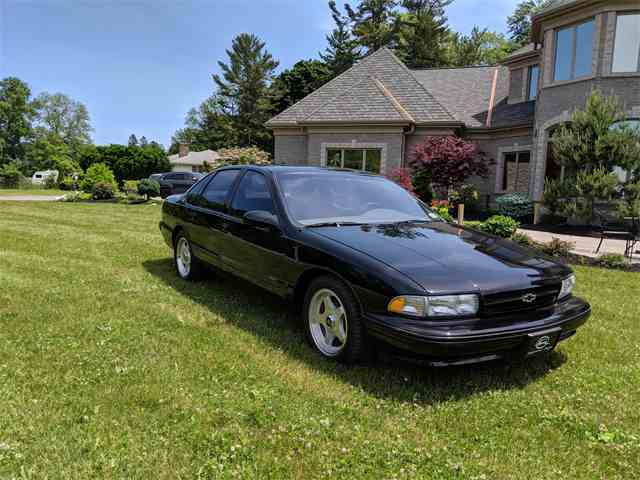 Picture of '96 Impala SS - NLTY
