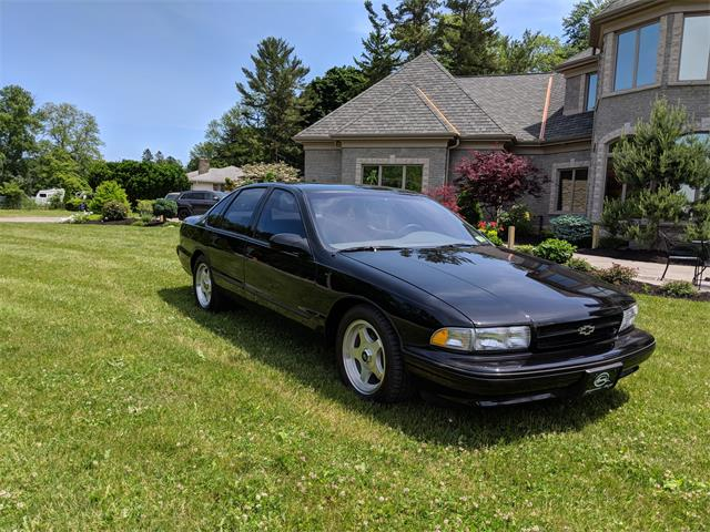 1994 to 1996 chevrolet impala ss for sale on. Black Bedroom Furniture Sets. Home Design Ideas