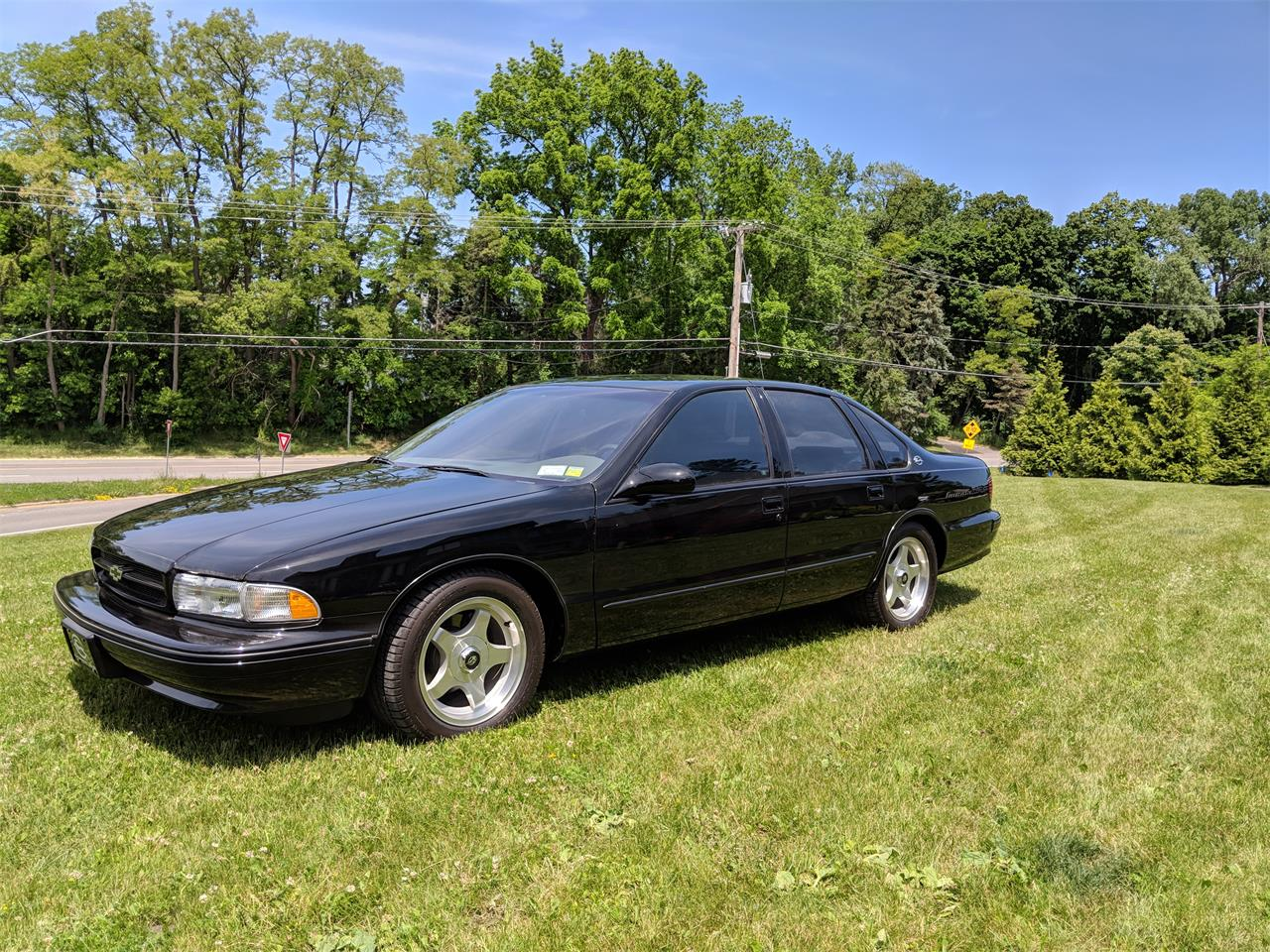 Large Picture of '96 Impala SS located in Webster New York - $20,000.00 Offered by a Private Seller - NLTY