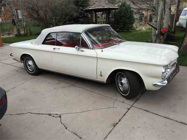 Picture of '62 Corvair Monza - NLUK