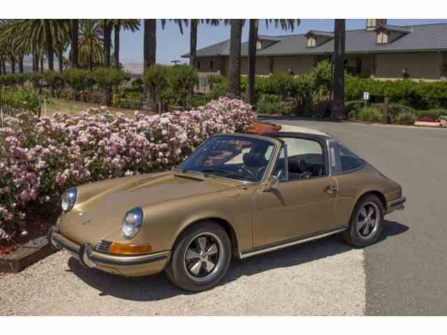 Picture of '71 Porsche 911S located in California - $149,995.00 - NKVH