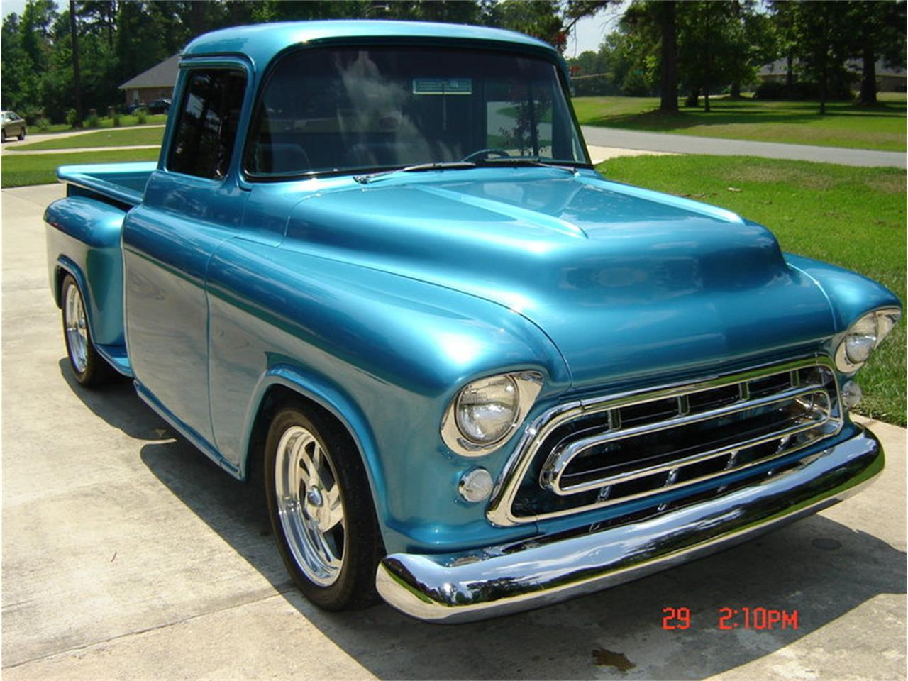 1957 Chevrolet C10 For Sale Cc 1101415 Chevy Pickup Truck Large Picture Of 57 Nluv