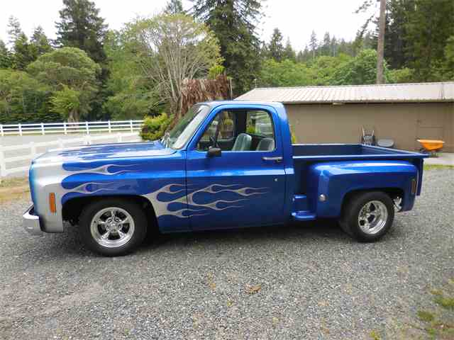 Picture of '73 Chevrolet C/K 10 located in California - $24,500.00 - NLV3