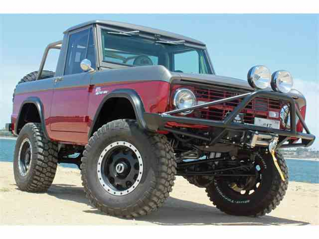 Picture of '67 Bronco - NLV5