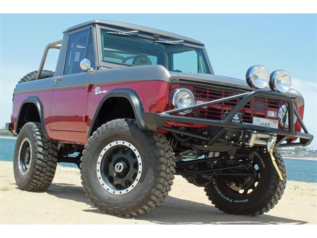 Picture of Classic 1967 Bronco located in California - $66,000.00 - NLV5