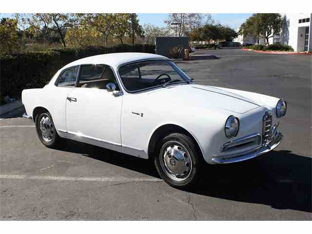 Picture of Classic '58 Alfa Romeo Giuletta Sprint Offered by  - NKVJ