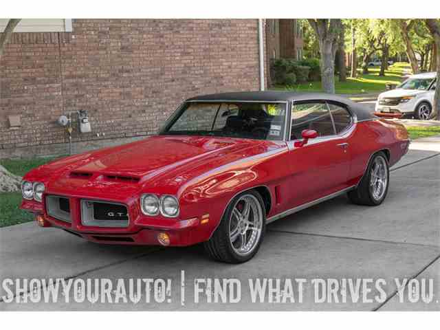 Picture of '72 GTO - NLVB