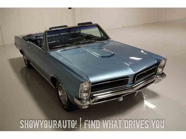 Picture of Classic 1965 Pontiac GTO located in Grayslake Illinois - $75,000.00 Offered by  - NLVE