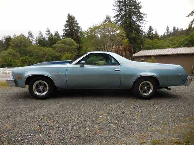 Picture of Classic 1973 Chevrolet El Camino located in Anderson California Offered by  - NLVJ
