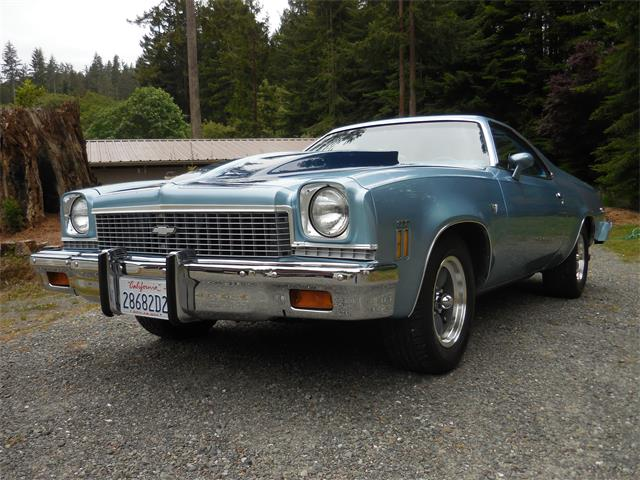 Picture of Classic '73 El Camino located in California - NLVJ