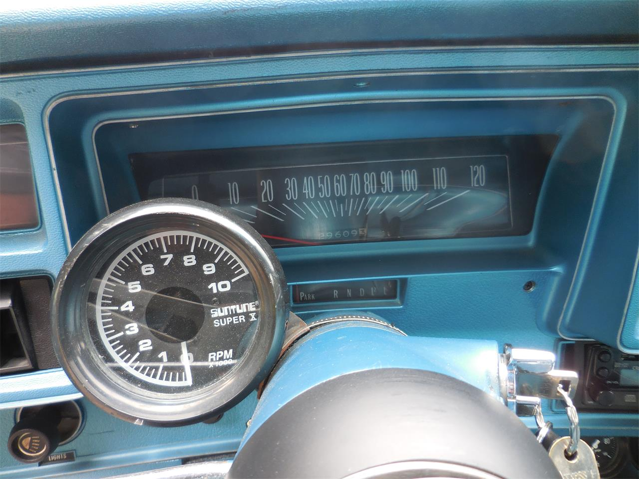 Large Picture of '73 El Camino - NLVJ