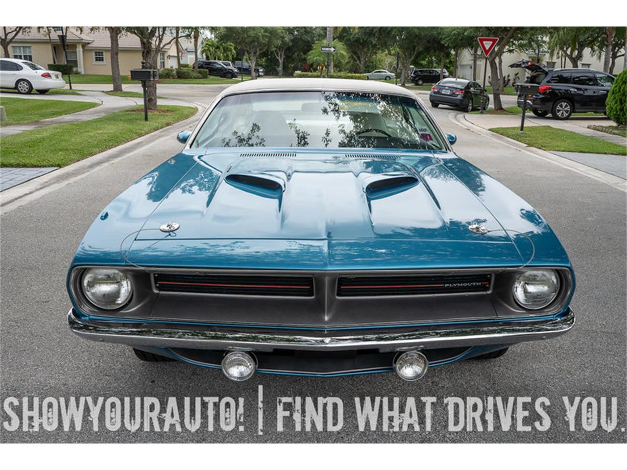 1970 Plymouth Cuda For Sale Cc 1101446 Wiring Harness Large Picture Of 70 Nlvq