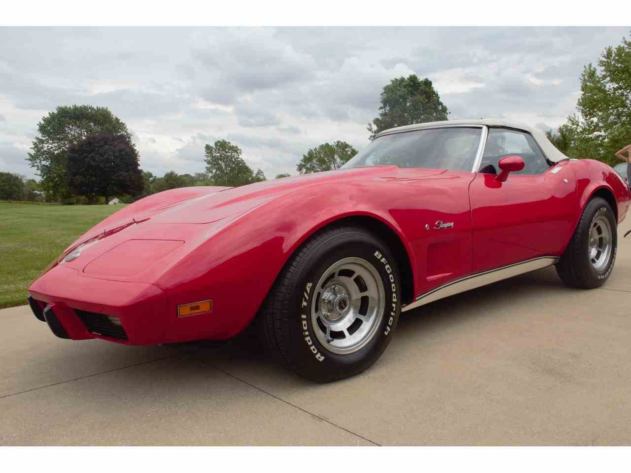 Large Picture of '75 Corvette - NLVX