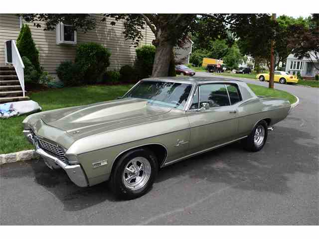 Picture of Classic 1968 Impala located in New Jersey - $20,000.00 Offered by a Private Seller - NLVY