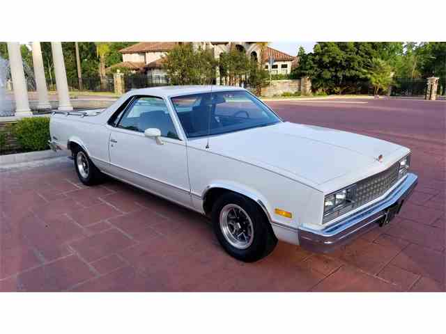 Picture of '84 Chevrolet El Camino Offered by  - NLW6
