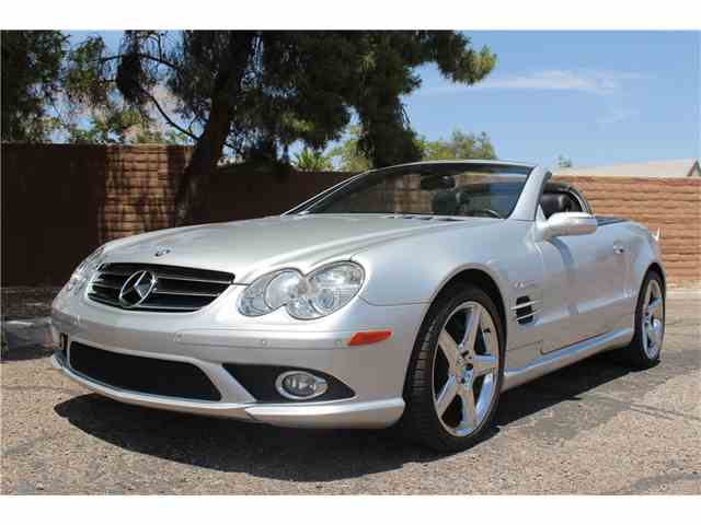 Picture of '08 SL55 - NLWD