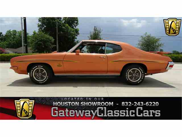 Picture of 1971 Pontiac GTO located in Texas - $37,595.00 - NLWF
