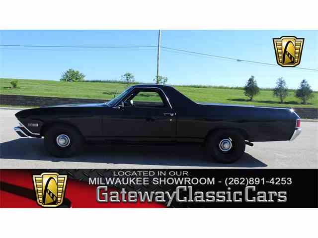 Picture of '68 Chevrolet El Camino - $17,995.00 - NLWL