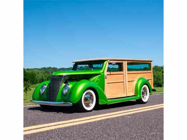 Picture of '37 Woody Wagon - NLWV