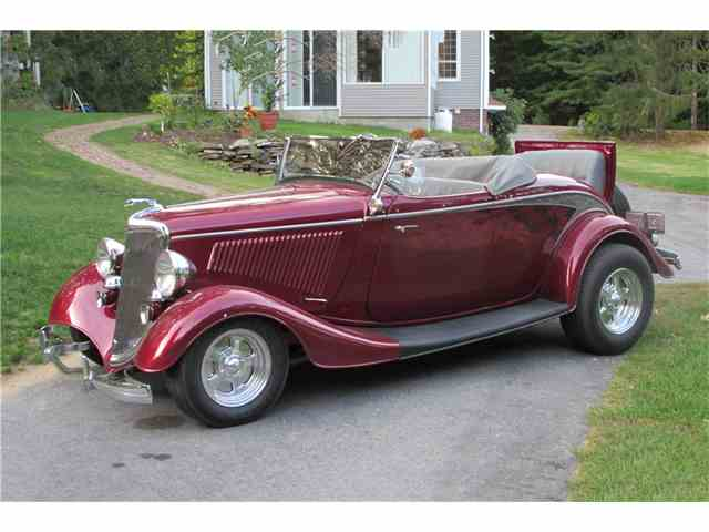 Picture of Classic 1934 Roadster located in Connecticut Offered by  - NLWW